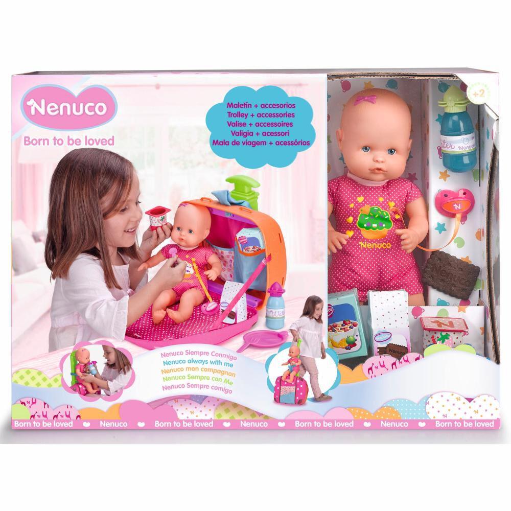 Muñeca Nenuco Siempre Conmigo image number 1.0