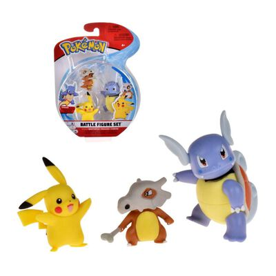 Pack Figuras De Acción Pokemon