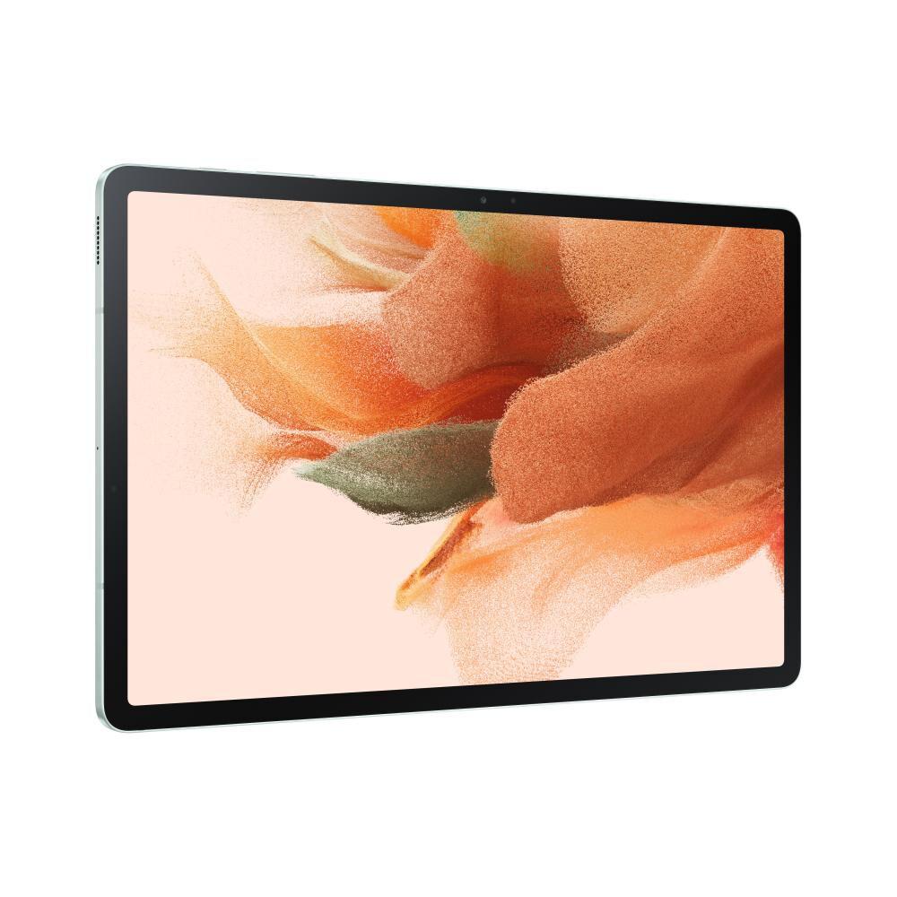 "Tablet Samsung Galaxy Tab S7 Fe / Mystic Green / 4 Gb Ram / 64 Gb / 12.4 "" image number 1.0"
