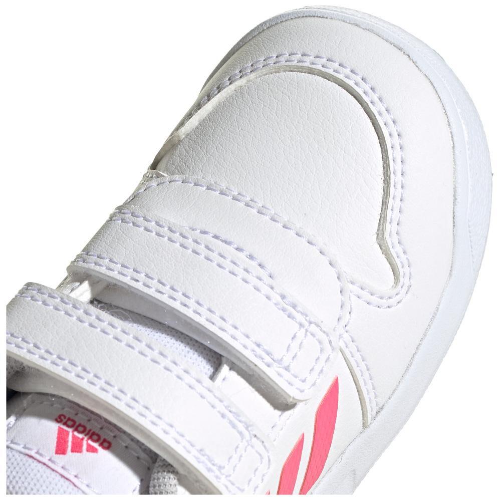 Zapatilla Infantil Niña Adidas Tensaur image number 4.0