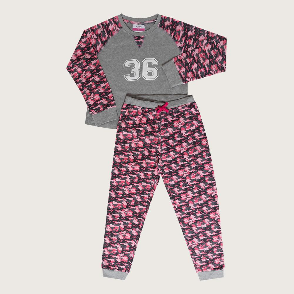 Pijama Niña Palmers image number 0.0