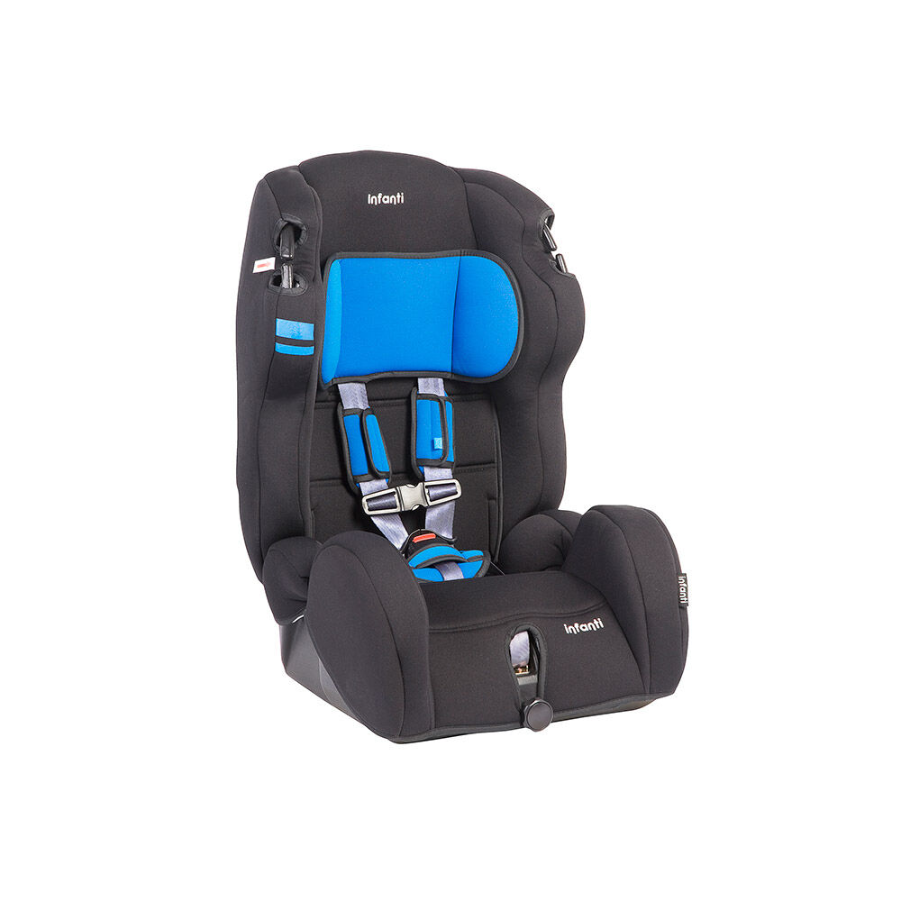 Silla Auto Butaca Star Journey Blue Infanti image number 0.0