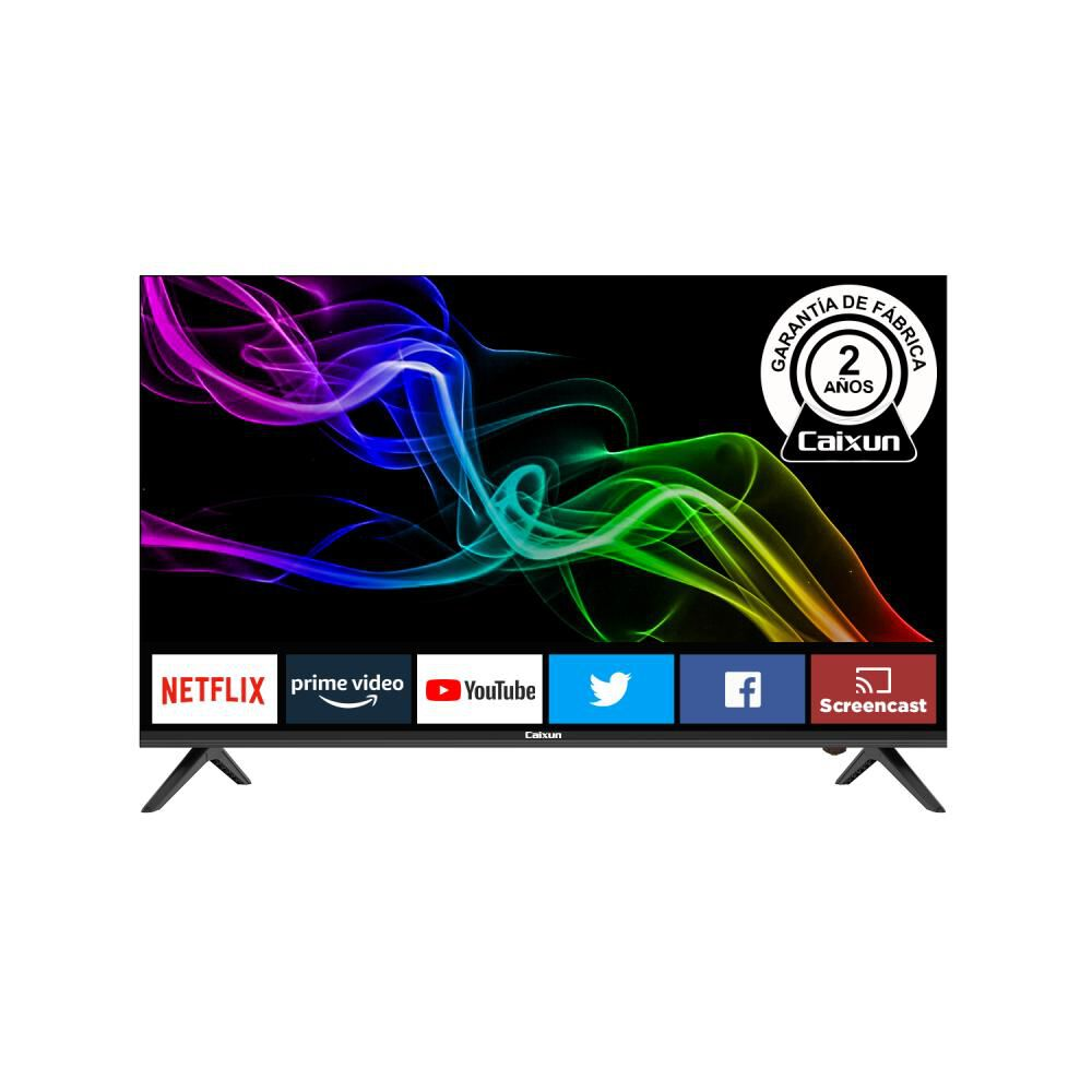 "Led Caixun Cs50s1usm / 50"" / Ultra Hd / 4k / Smart Tv image number 1.0"