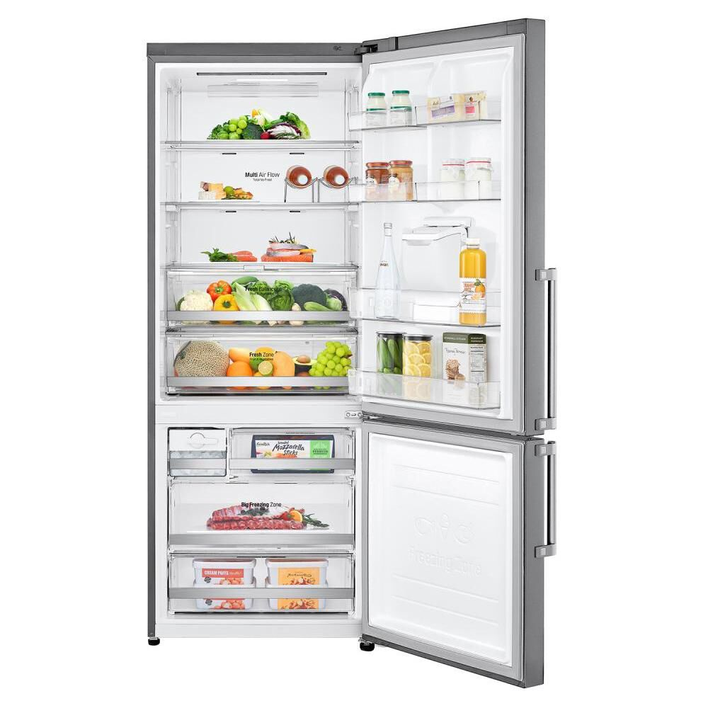 Refrigerador Bottom Freezer LG LB45SGP / No Frost / 442 Litros image number 9.0