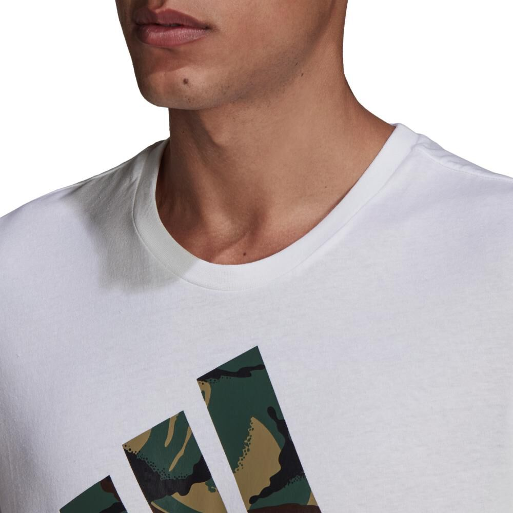 Polera Hombre Adidas Essentials image number 4.0