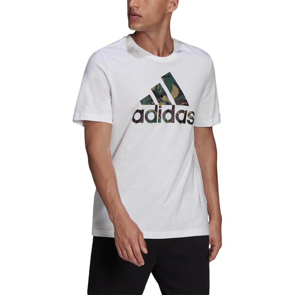 Polera Hombre Adidas Essentials image number 2.0