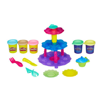 Juego Didáctico Hasbro Play Doh Kitchen Cupcakes