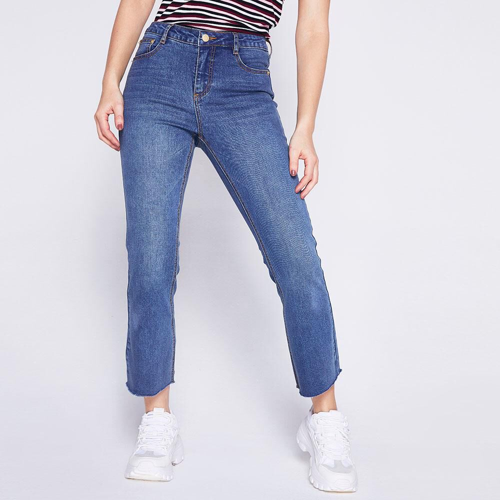Jeans Mujer Culotte Freedom image number 0.0