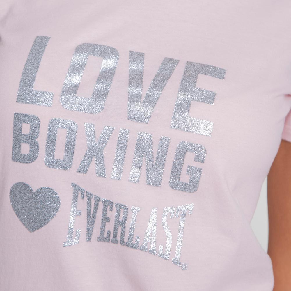 Polera Mujer Everlast Boxing Heart image number 2.0