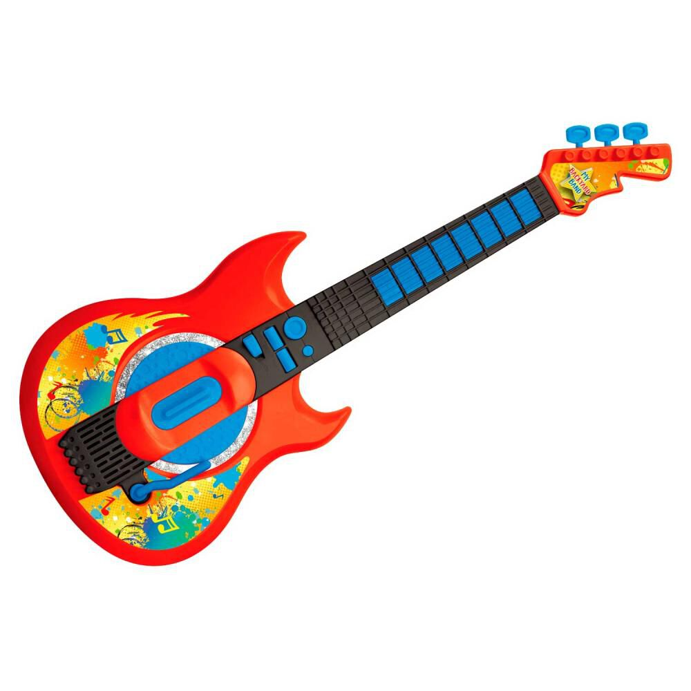 Guitarra Musical Hitoys Infantil image number 0.0