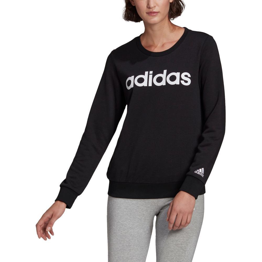 Polerón Deportivo Mujer Adidas Essentials image number 1.0