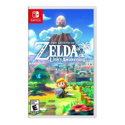 Juego Nintendo Switch The Legend Of Zelda: Links Awakening