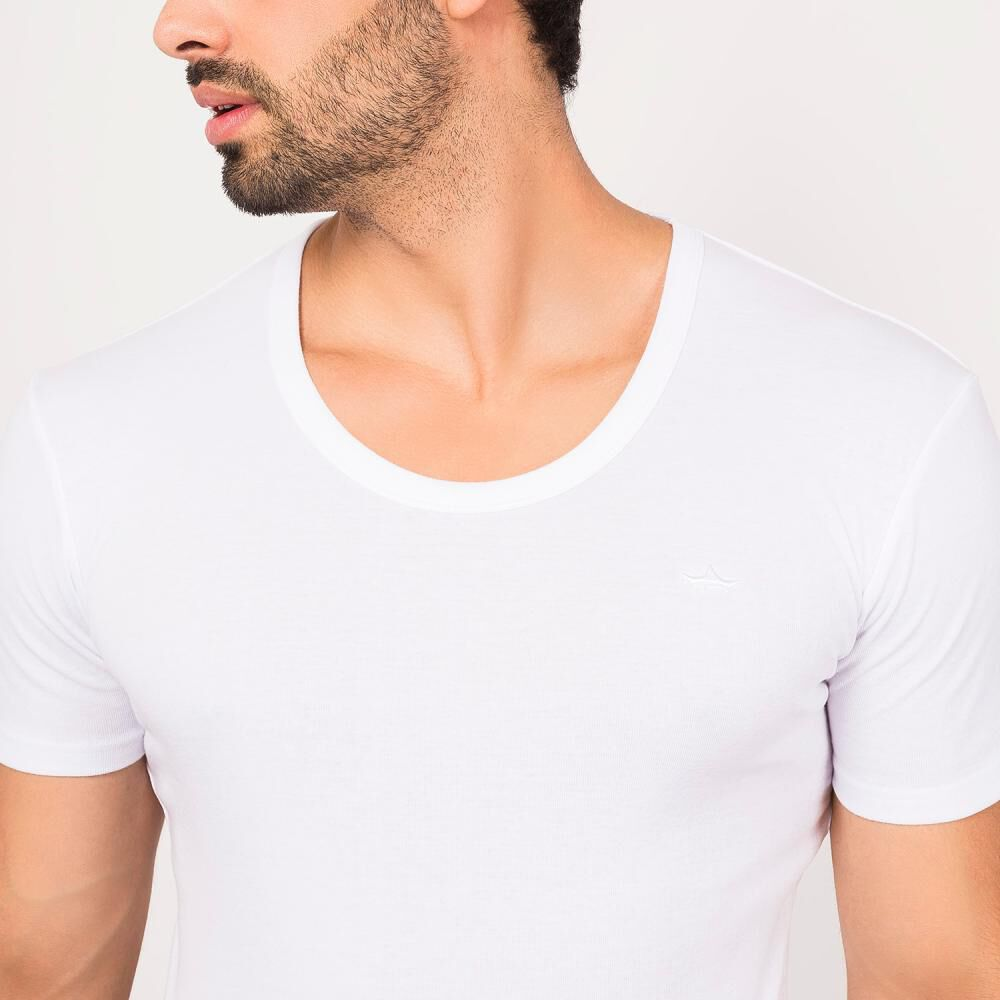 Camiseta Hombre Palmers / 4 Unidades image number 1.0