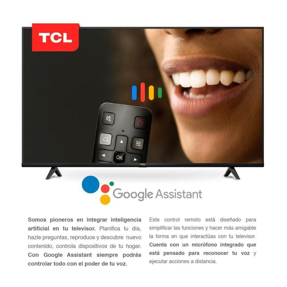 Led TCL 55P615 / 55'' / Ultra Hd / 4k / Android Tv image number 5.0