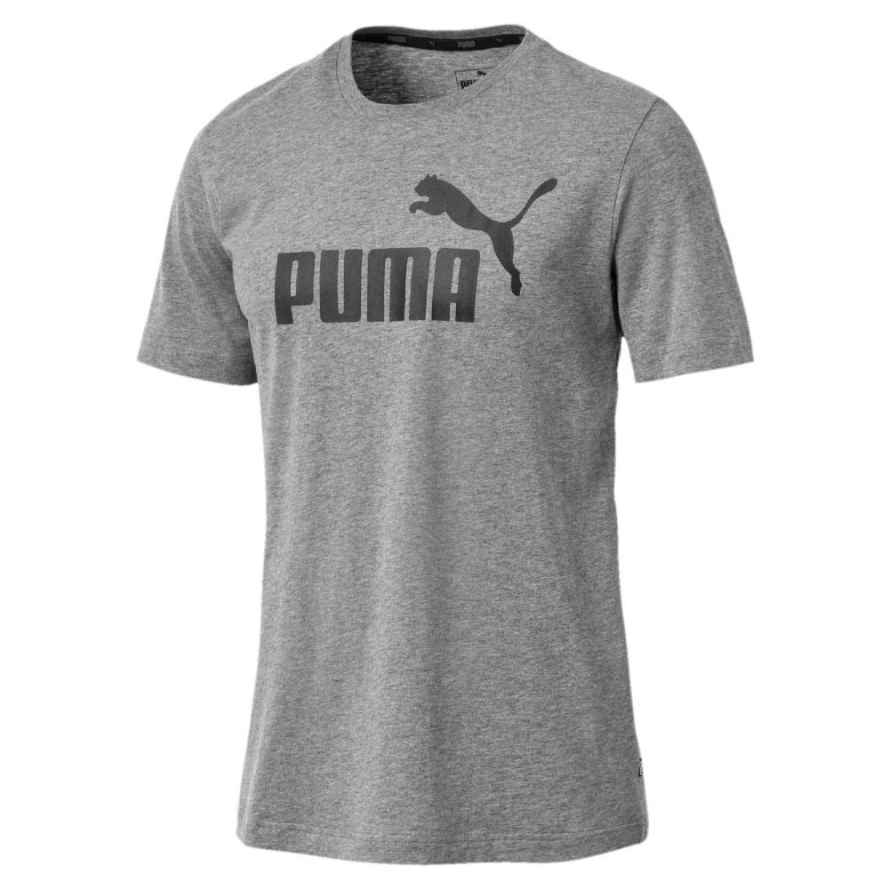 Polera Hombre Puma Ess Logo Tee image number 0.0