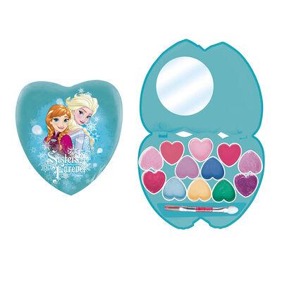 Set De Maquillaje Frozen Corazón