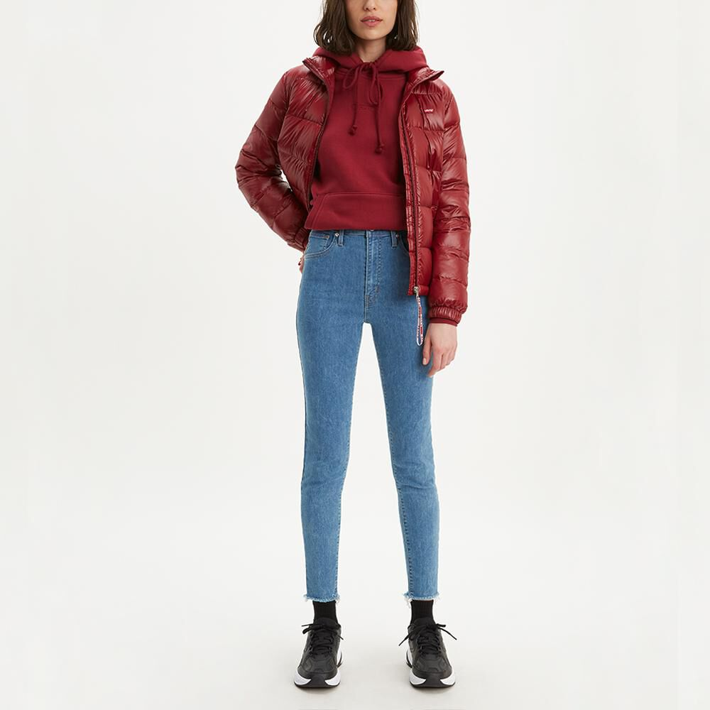 Jeans Mujer Super Skinny Tiro Alto Levi's image number 0.0