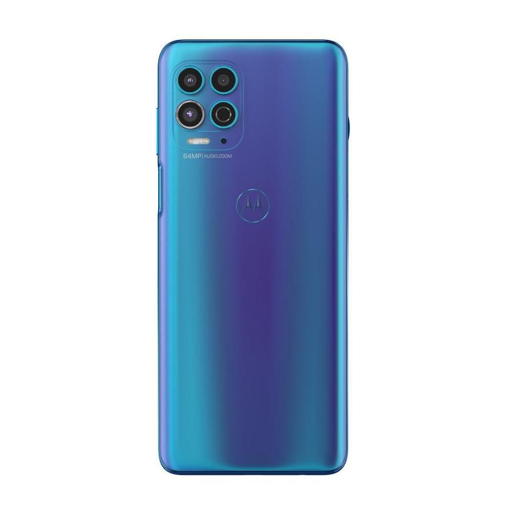 Smartphone Motorola G100 Verde Boreal / 128 Gb / Liberado image number 9.0