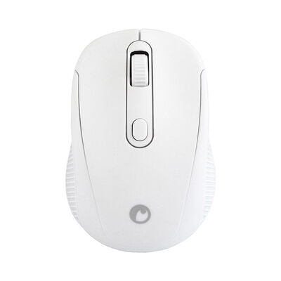 Mouse Inalámbrico Fiddler Blanco