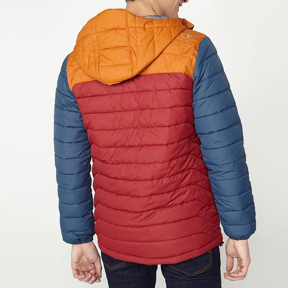 Parka  Hombre Ocean Pacific image number 2.0