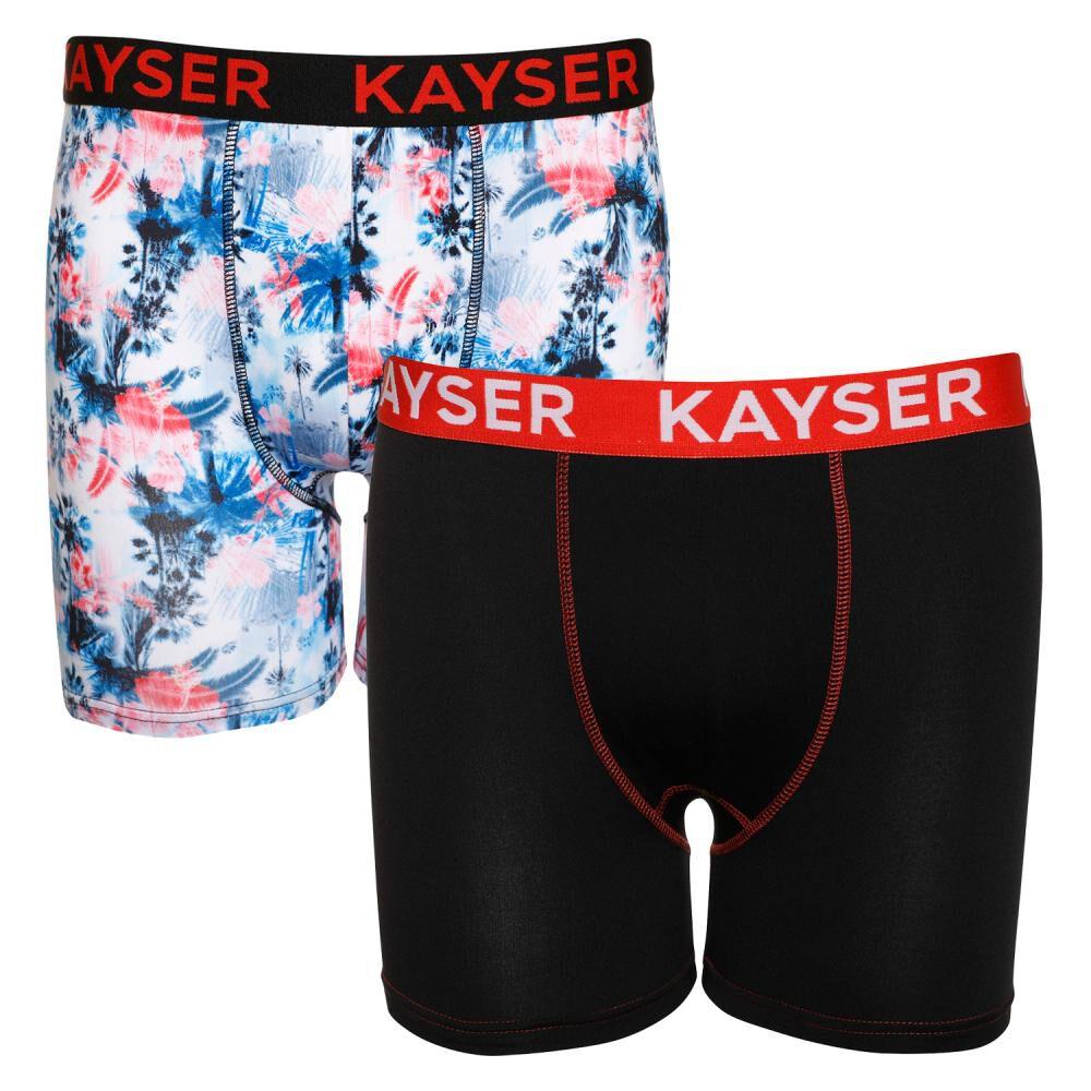 Pack Boxer Hombre Kayser image number 0.0