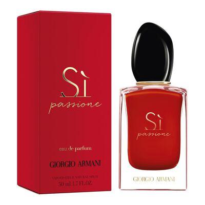 Perfume Giorgio Armani Si Passione / 50 Ml / Edp