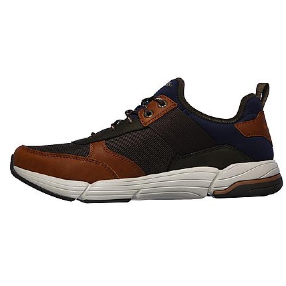 Zapato Casual Hombre Skechers Metco-parken image number 2.0