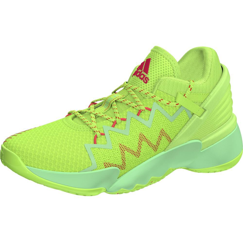 Zapatilla Basketball Juvenil Unisex Adidas D.o.n Issue 2 image number 0.0