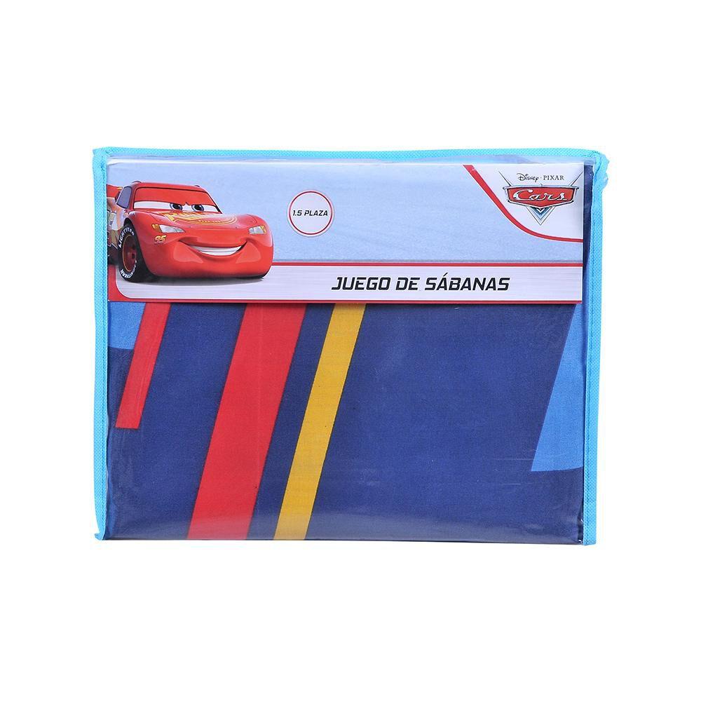 Juego De Sábanas Disney Cars / 1.5 Plazas image number 2.0