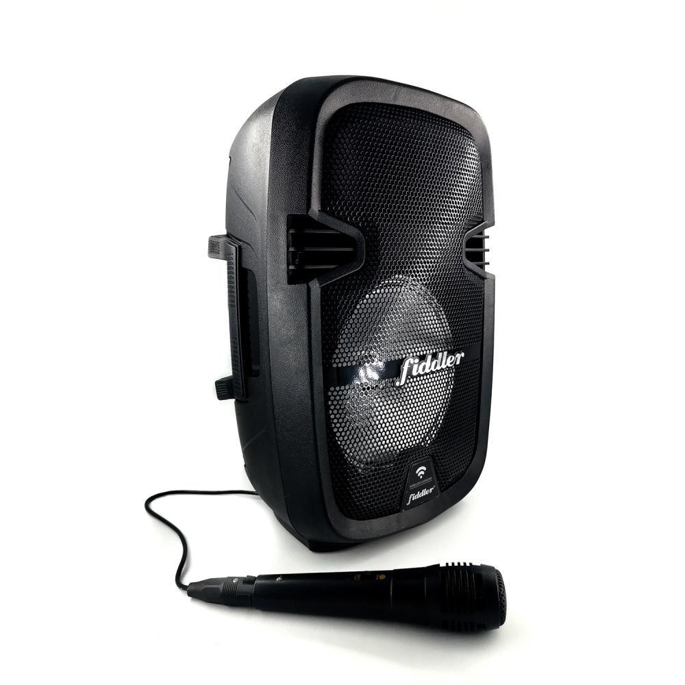 Parlante Para Karaoke Fiddler Fd-pkbt82 image number 6.0