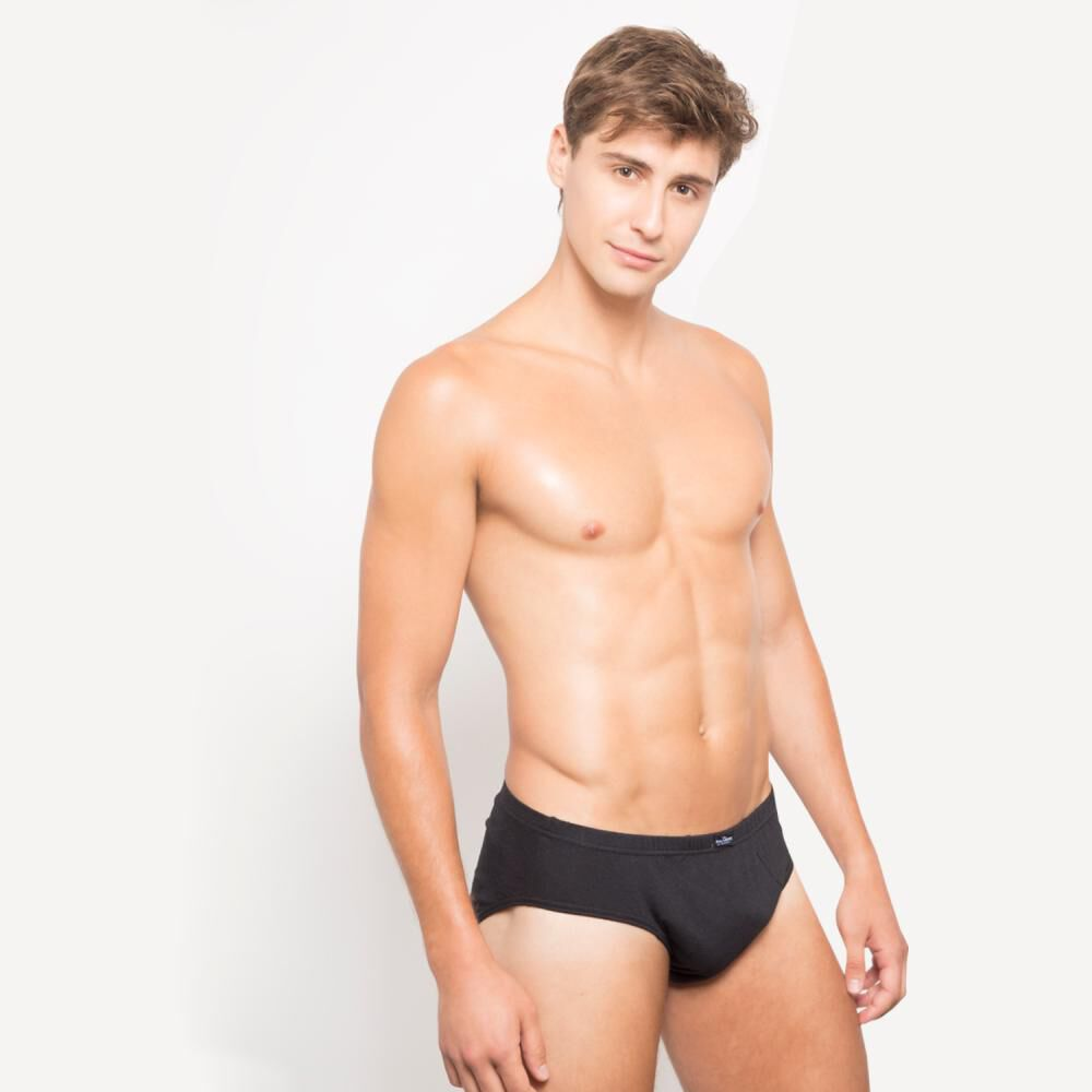 Pack Slips Clásico Hombre Palmers / 5 Unidades image number 5.0