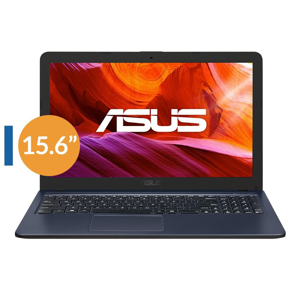Notebook Asus X543NA / Intel Celeron / 4 GB RAM / Intel Hd Graphics 520 / 500 GB / 15.6'' image number 0.0