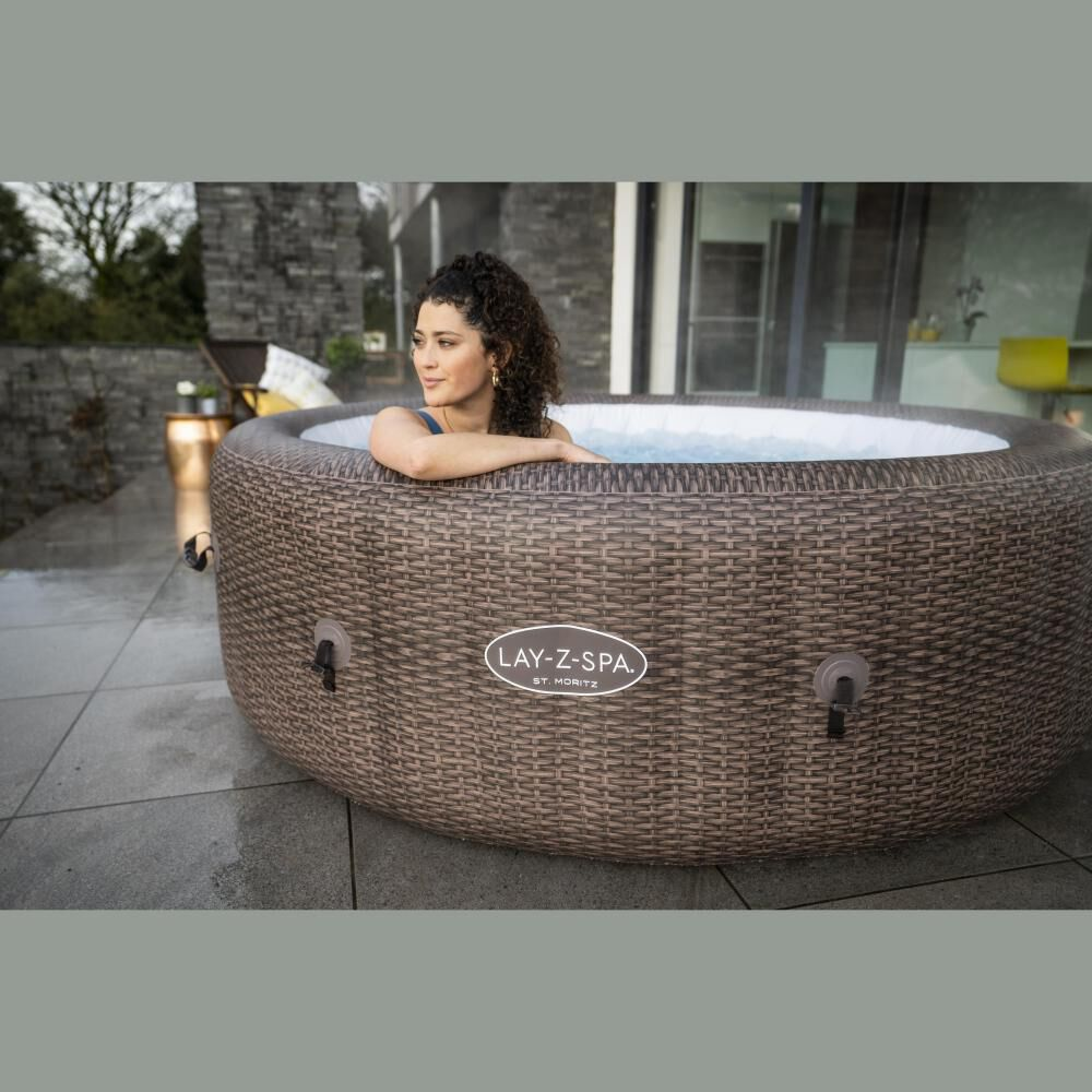 Spa Inflable St. Moritz Airjet Bestway / 5-7 Personas image number 6.0