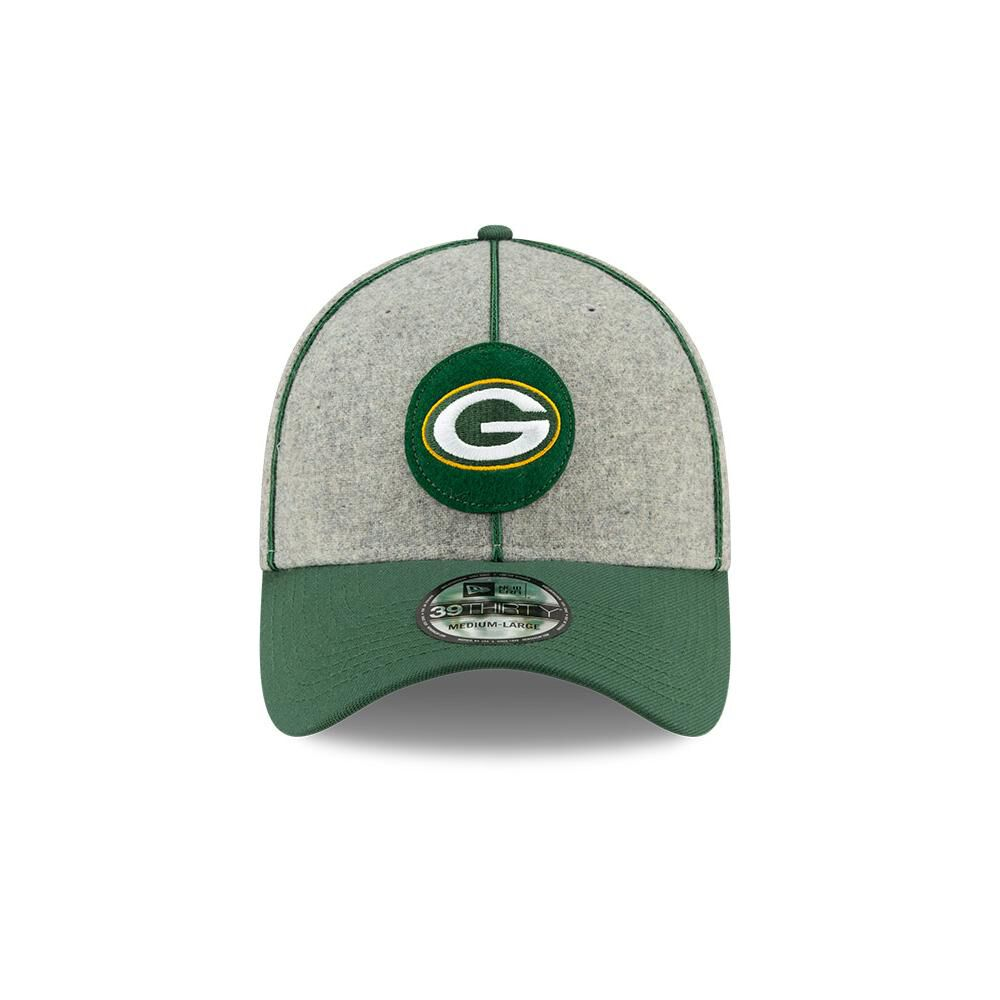 Jockey New Era 3930 Green Bay Packers image number 3.0
