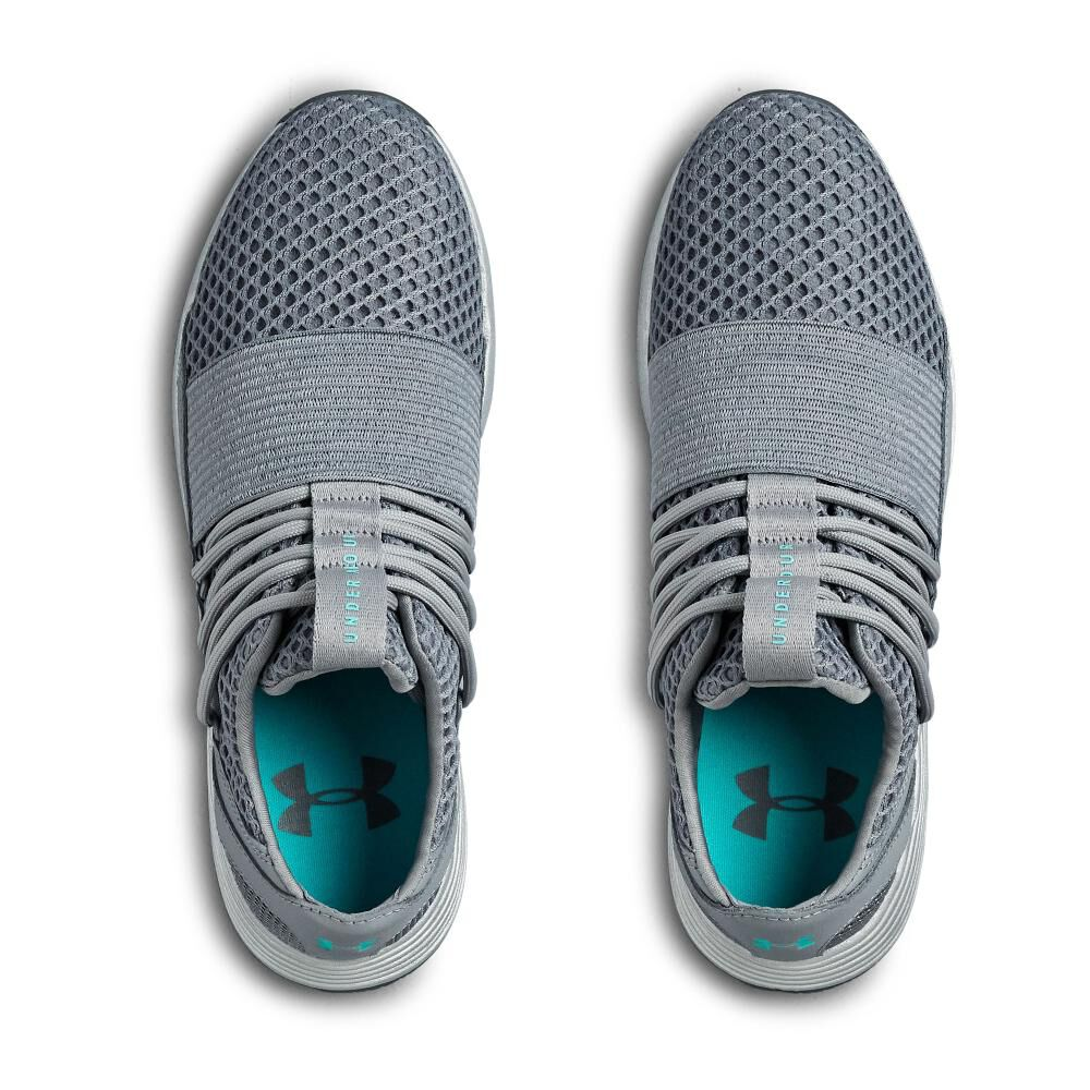 Zapatilla Urbana Mujer Under Armour Charged Breathe image number 3.0