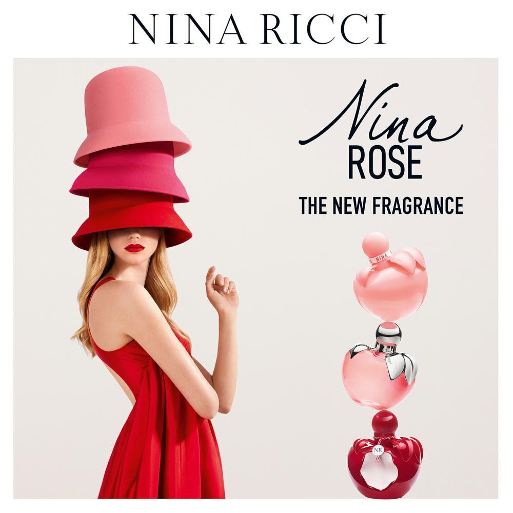 Perfume Nina Rose Nina Ricci / 80 Ml / Edt image number 7.0
