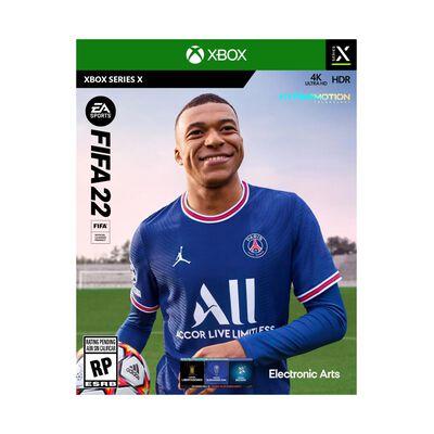 Juego Xbox Series X Xbox Fifa 22