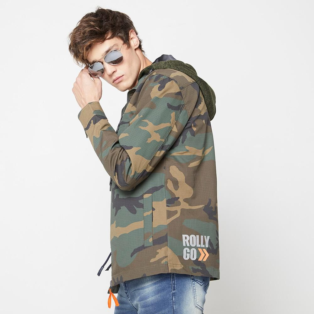 Chaqueta Hombre Rolly Go image number 4.0