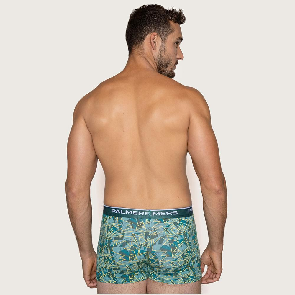 Pack Boxer Medio Hombre Palmers / 3 Unidades image number 2.0
