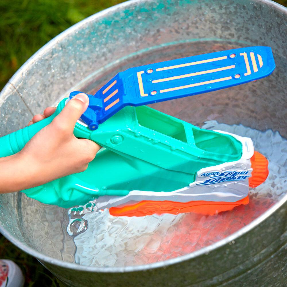 Pistola De Agua Nerf Super Soaker Splash Mouth Blaster image number 2.0