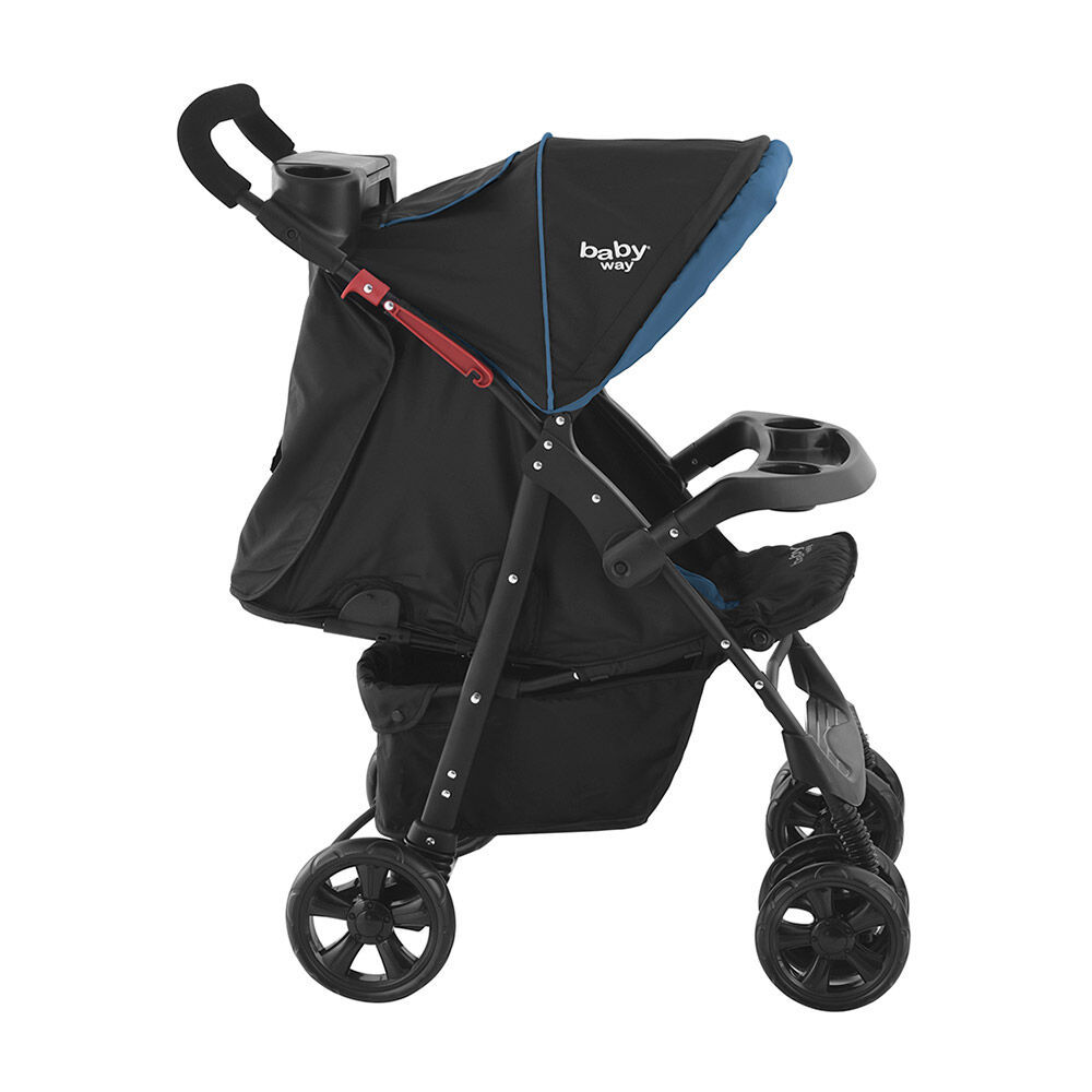Coche Travel System Baby Way Bw-413B18 image number 3.0