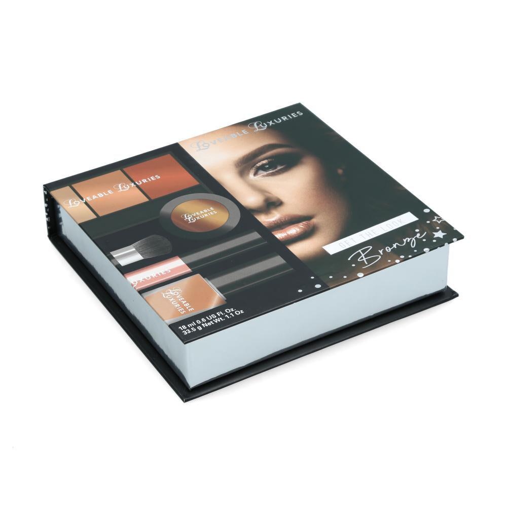 Set De Maquillaje Loveable Luxuries Get The Look Bronze image number 0.0