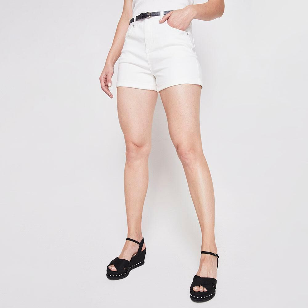 Short Jeans Mujer Kimera image number 0.0