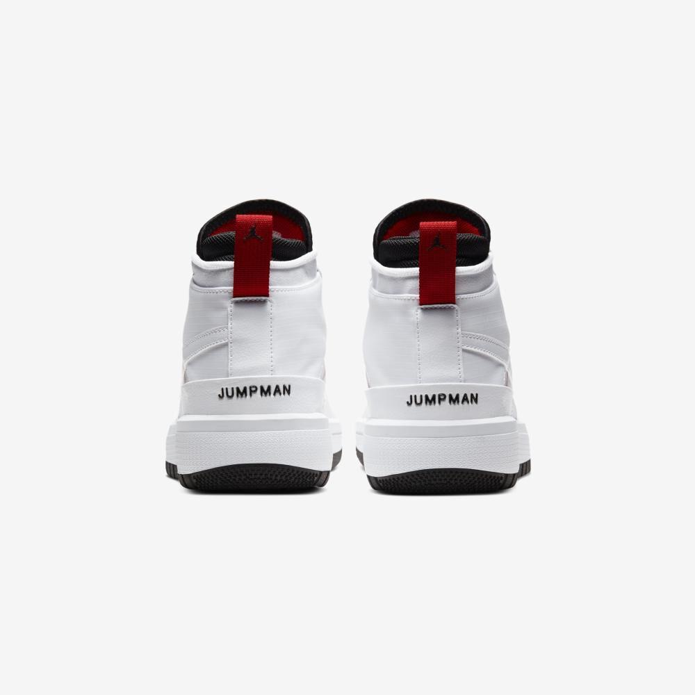 Zapatilla Basketball Hombre Nike Jordan Meta-morph Utility White image number 1.0