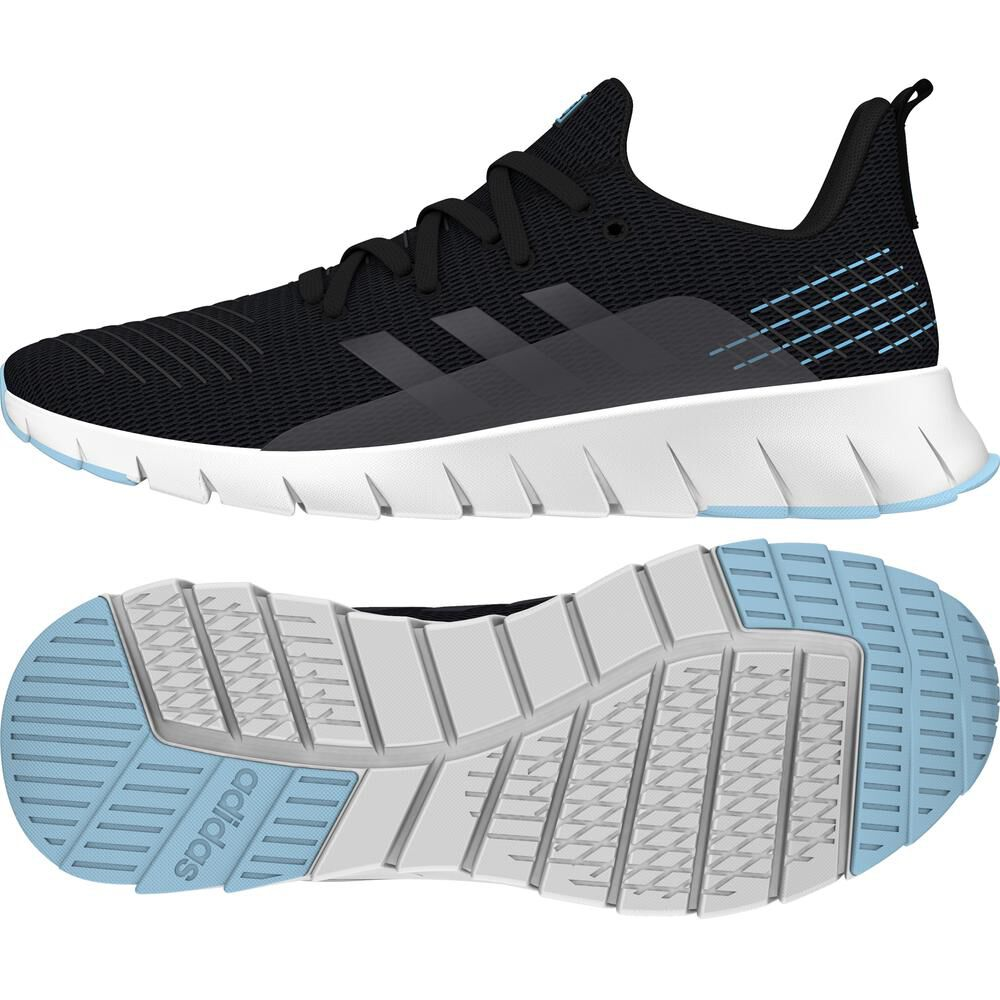 Zapatilla Running Hombre Adidas Asweego image number 4.0