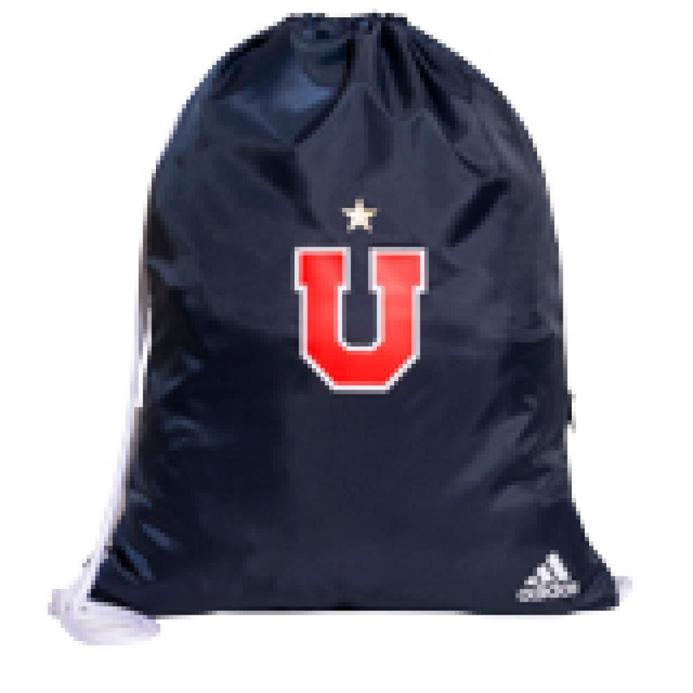 Mochila Unisex Adidas-uch Universidad De Chile Gymsack / 14 Litros image number 5.0