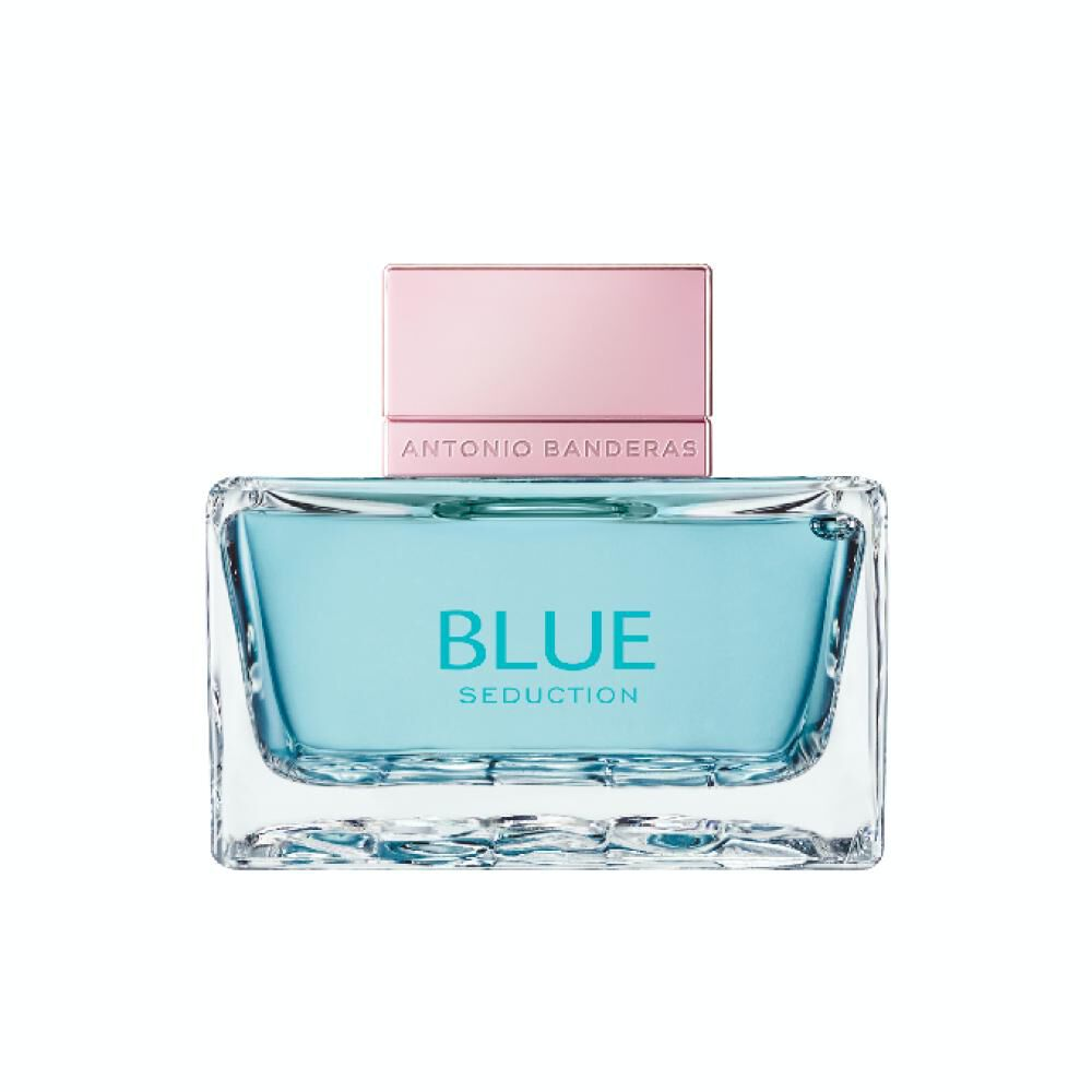 Antonio Banderas Blue Seduction Woman Edt 80 Ml image number 0.0