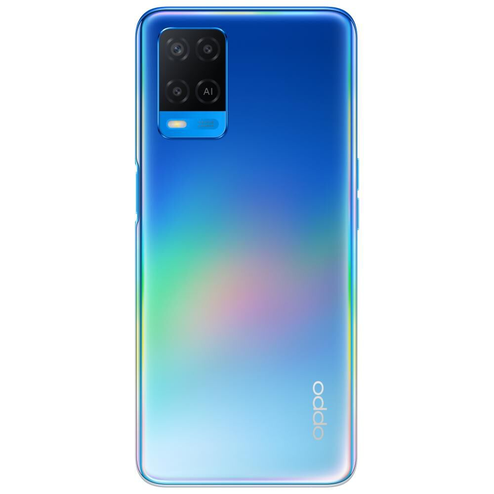 Smartphone Oppo A54 Starry Blue / 128 Gb / Liberado image number 1.0