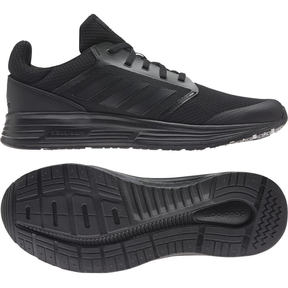 Zapatilla Running Hombre Adidas Galaxy 5 image number 4.0