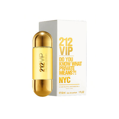 Perfume Carolina Herrera 212 Vip Woman Eau De Perfum / 30 Ml / Edp /